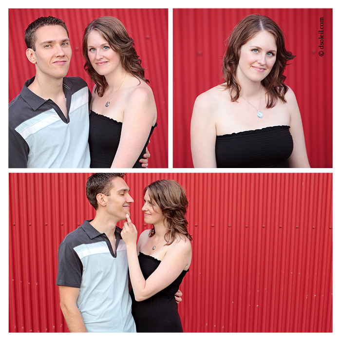 Engagement session - Granville Island