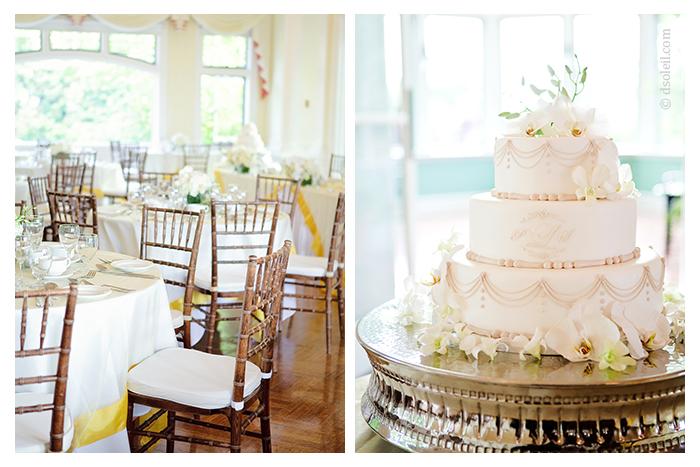 Cecil Green wedding venue