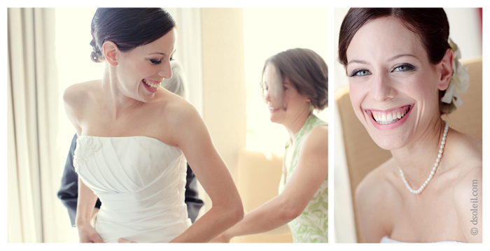 Vancouver wedding | Bride Getting Ready