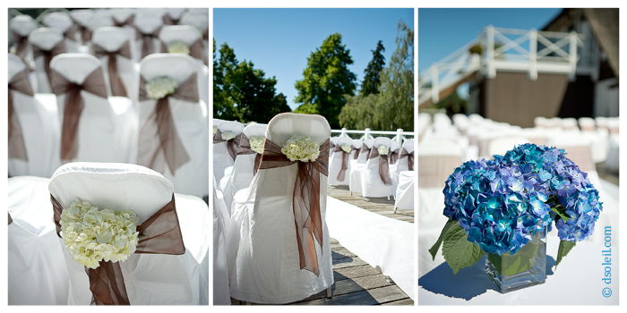 Weddings at The Vancouver Rowing Club