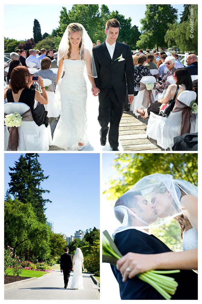 Weddings at the Vancouver Rowing Club, Stanley Park