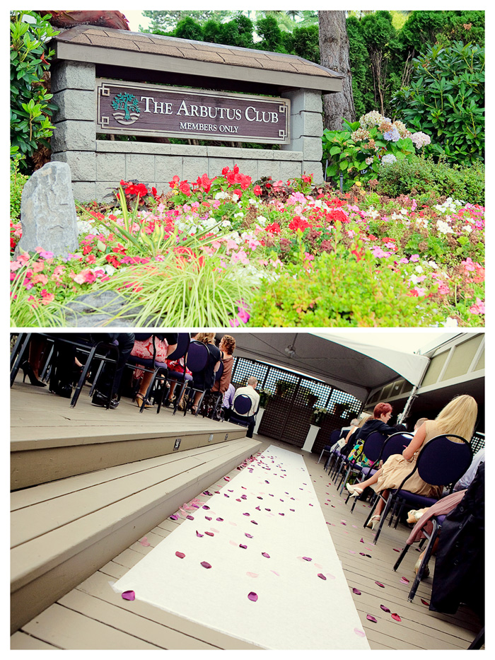 The Arbutus Club in Vancouver for weddings