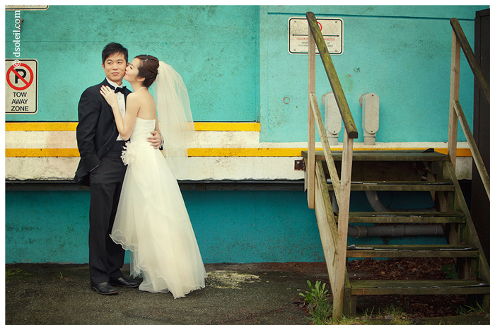 pre-wedding photos in Vancouver