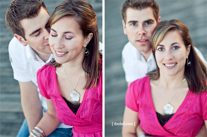 Engagment session | New Westminster Quay