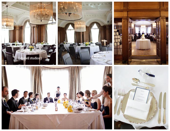 Vancouver Wedding Venues: The Vancouver Club