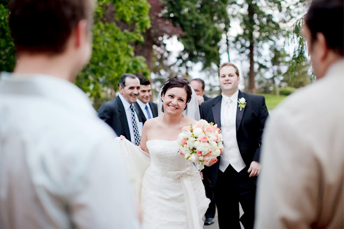 Shaughnessy Golf Club Wedding
