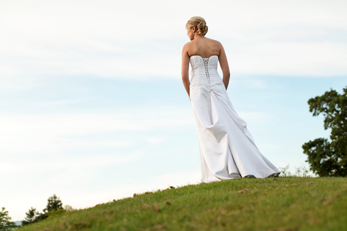 Meadow Gardens Golf Course Wedding