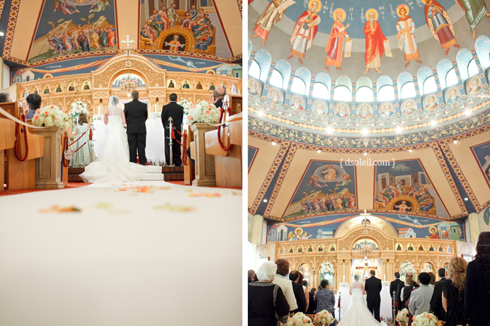 St. Georges Greek Orthodox wedding in Vancouver