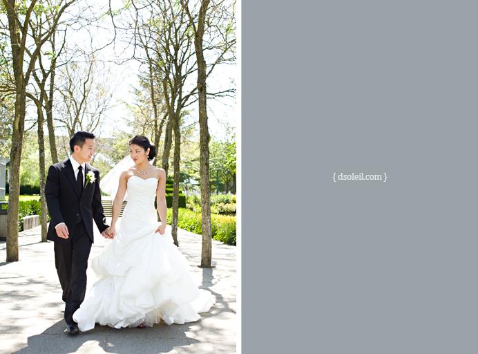Jan & Steph | Cecil Green Wedding