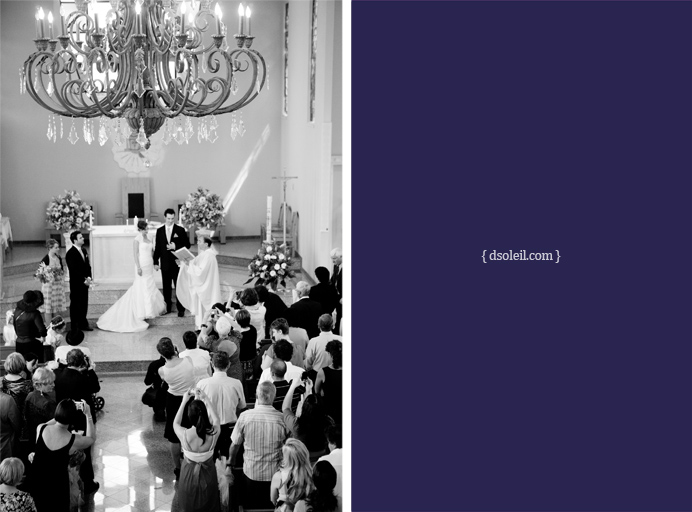 Croatian Wedding at Immaculate Heart of Mary Parish in East Vancouver