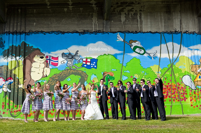 Croatian Cultural Centre Wedding Photo