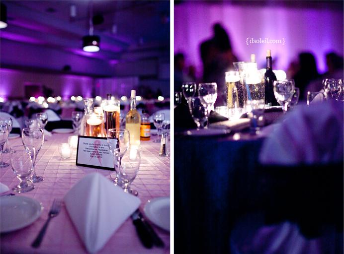 Croatian Cultural Centre Wedding decor
