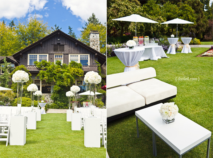 Outdoor summer decorating ideas - Stanley Park Pavilion Wedding Pippa Brodie 187 Vancouver