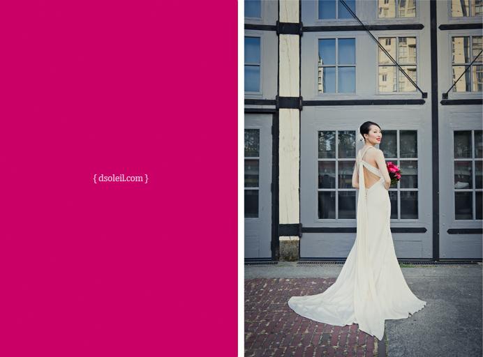 Roundhouse wedding photo