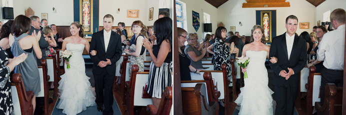 Ioco United Church wedding