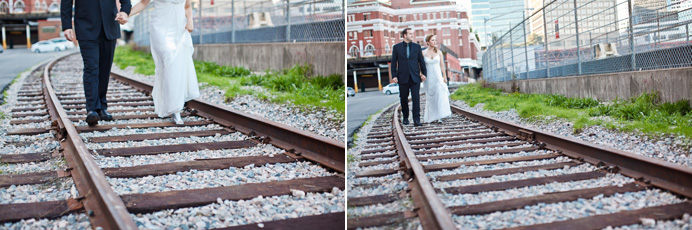 Train track photos