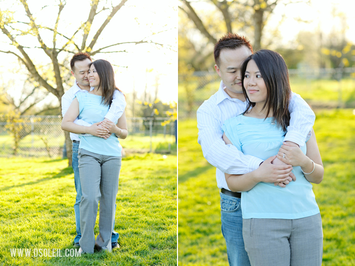 Colony Farms engagement photo session (4)