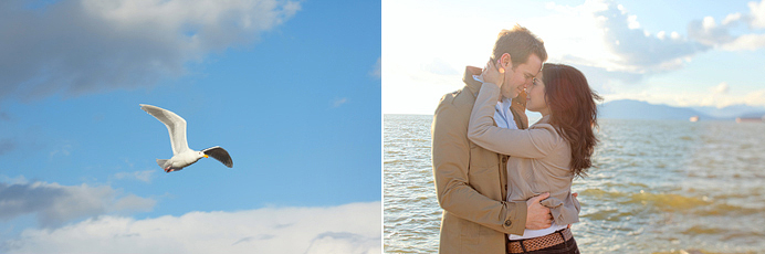 Vancouver engagement session at the beach (4)