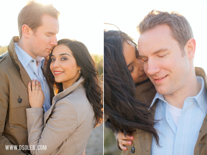 Vancouver engagement session at the beach (1)