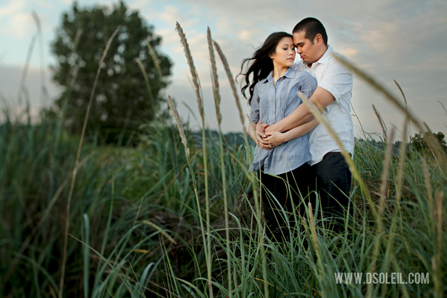 Engagement session in Surrey, BC