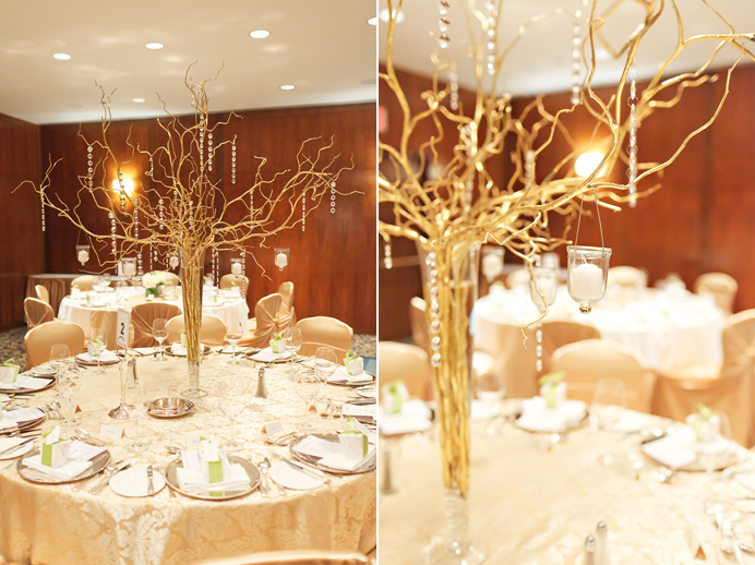 Four Seasons Hotel wedding interior decor