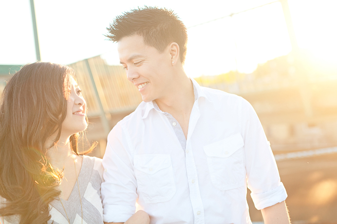 New Westminster Engagement session