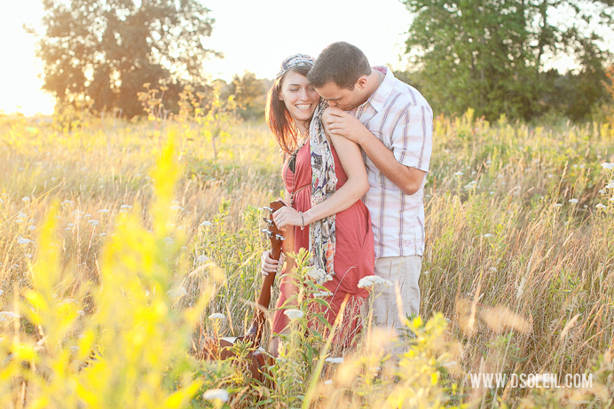 Rewoods Golf wedding engagement session (1)