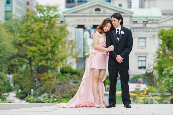 Law Courts Inn wedding ceremony
