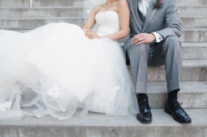 Shaing Garden wedding in Richmond, BC