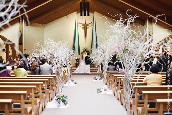 St. Joseph the Worker Parish wedding in Richmond