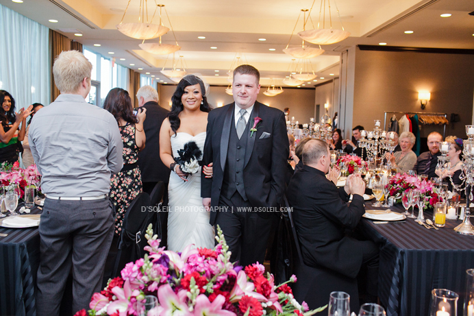 Terminal City Club President's room wedding