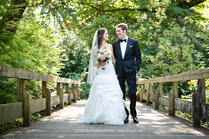 Vancouver wedding at Stanley Park Pavilion