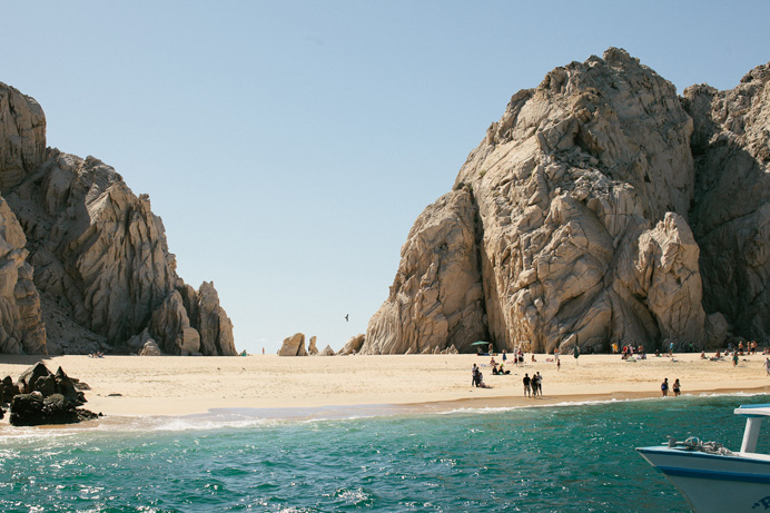 Beach in Cabo San Lucas