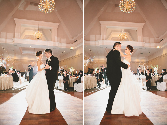 First dance Swan-e-set Wedding