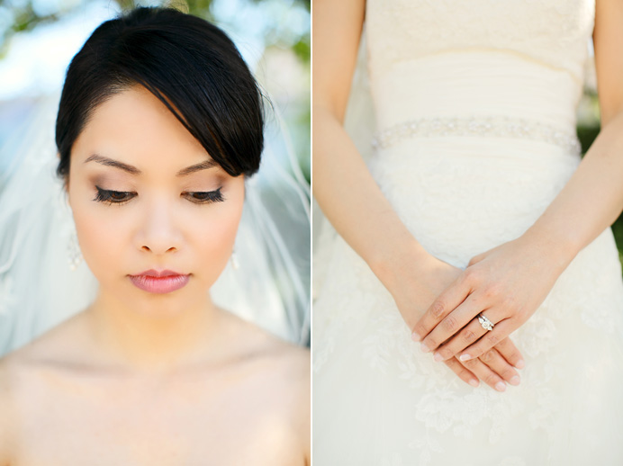 vancouver edding and bridal makeup and hair | Chinese wedding