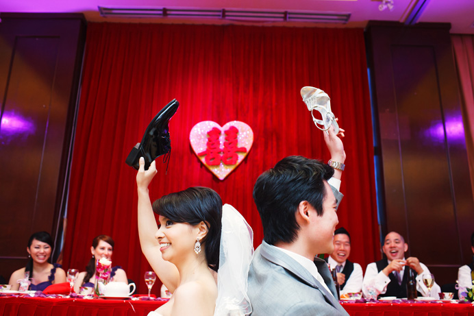 Chinese wedding games | Shiang garden wedding