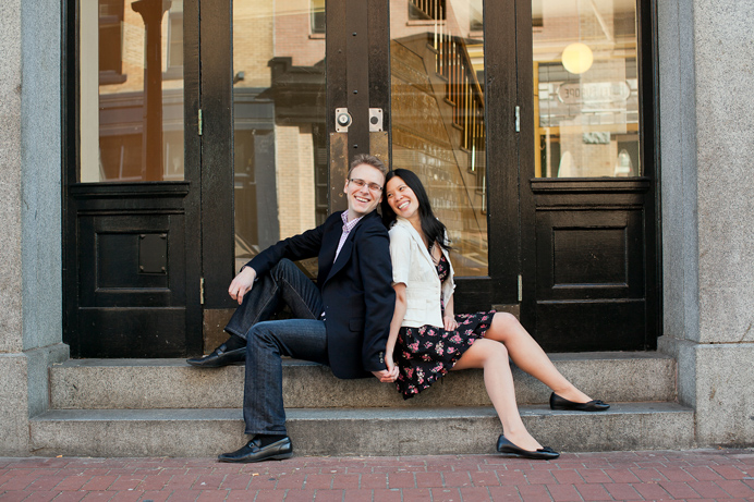 Gastown engagement wedding photos (10)