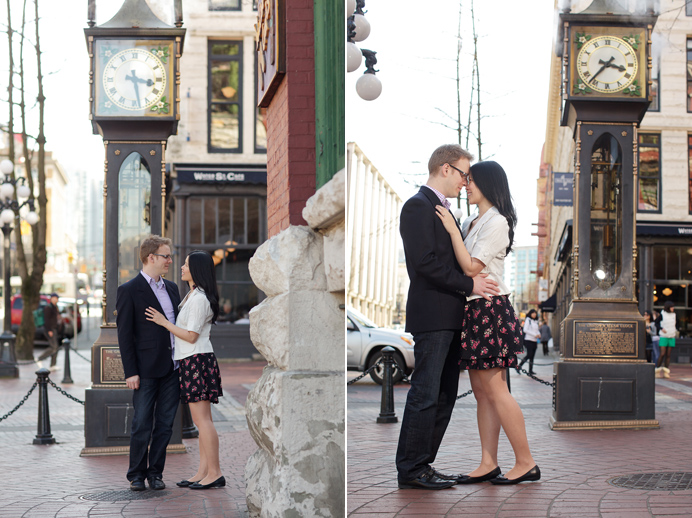 Gastown engagement wedding photos (14)