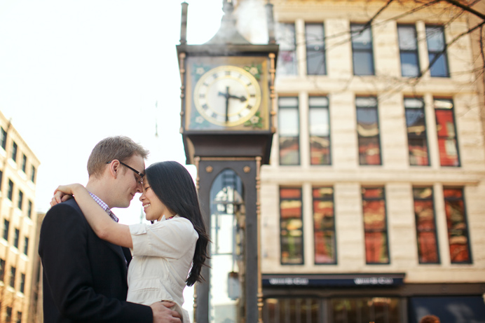 Gastown engagement wedding photos (16)