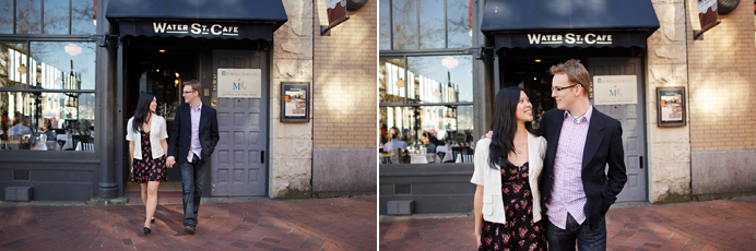 Gastown engagement wedding photos (7)