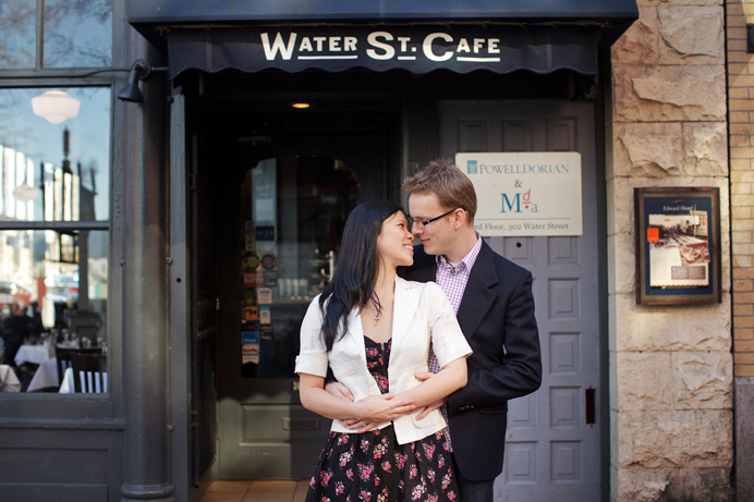 Gastown engagement wedding photos (8)