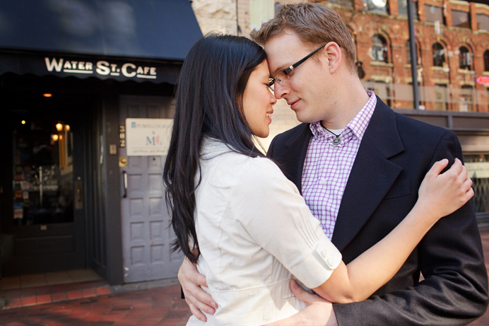 Gastown engagement wedding photos (9)