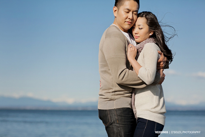 Vancouver beach engagement session (4)