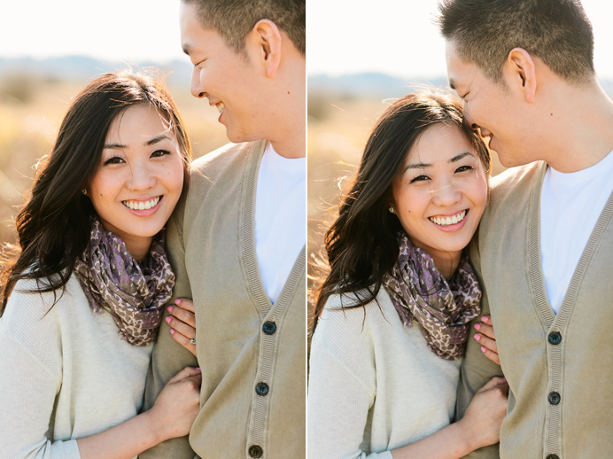 Vancouver beach engagement session (14)