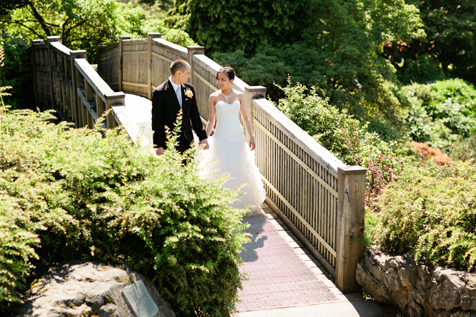 Queen Elizabeth Park Wedding Vancouver