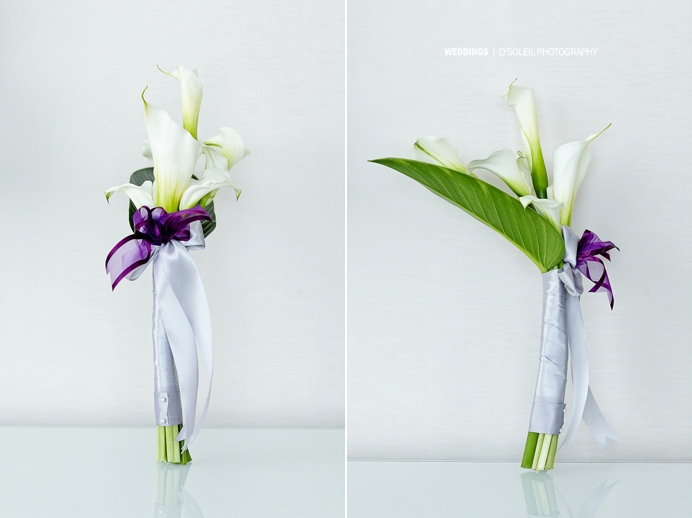 Wedding flower bouquet by Roa Floral Designs