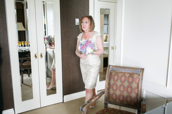 Wedgewood Hotel wedding penthouse suite