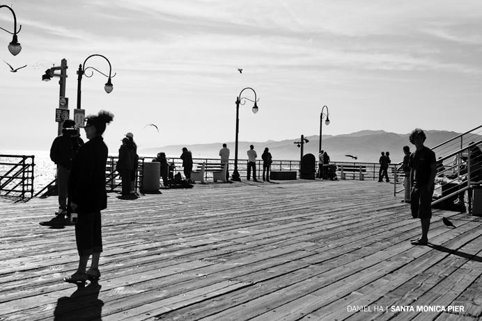 Santa Monica Pier (3)