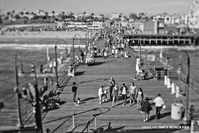 Santa Monica Pier (2)