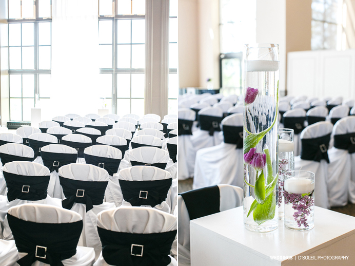Wedding chair covers Vancouver